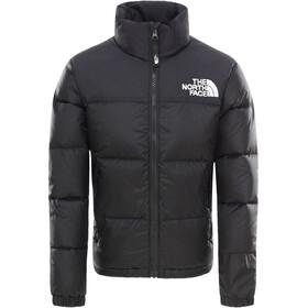 The North Face Retro Nuptse Down Jacket Barn TNF Black
